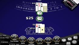 European Blackjack RTG