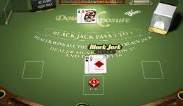 Free DoubleXposure Blackjack NetEnt