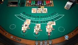 Blackjack turnering online vegas
