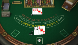 BetSoft Single Deck Blackjack