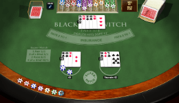 Play Black jack Switch