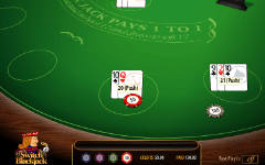 Blackjack Switch USA Game