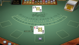 Play Vegas Strip Blackjack Online