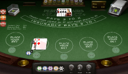Games OS Perfect Pairs Blackjack
