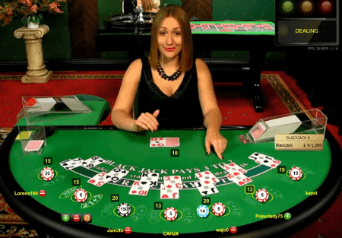Evolution Gaming Blackjack 21+3