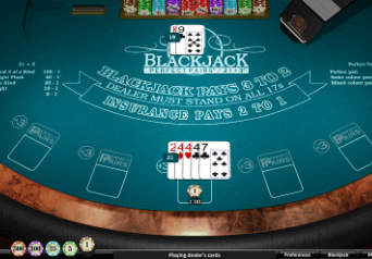 Video Machine Blackjack