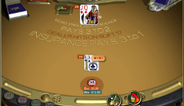 WGS Vegas Single Deck Blackjack