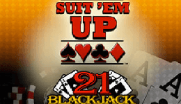 Free Suit Em Up Blackjack