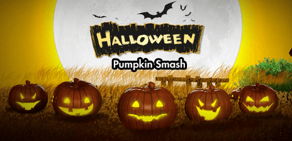 Pumkin Smash Halloween Promotion at Guts