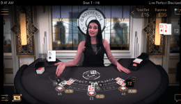 Perfect Blackjack Online